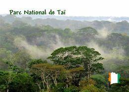 Ivory Coast Taï National Park UNESCO Cote D'Ivoire New Postcard Elfenbeinküste AK - Ivoorkust