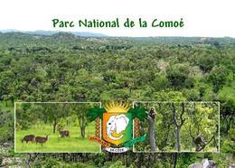 Ivory Coast Comoe National Park UNESCO Cote D'Ivoire New Postcard Elfenbeinküste AK - Ivory Coast