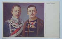 89 Kaiser Karl Son Franz Josef Portrait Uniform Our Future Nr. 247/3 - Familias Reales