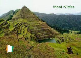 Ivory Coast Mount Nimba UNESCO Cote D'Ivoire New Postcard Elfenbeinküste AK - Ivory Coast