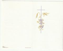 Doodsprentje José VERACHTERT Wed. Frans Claes Geel 1913 Home Heiberg Beerse 2000 - Andachtsbilder