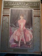 Illustration Printemps 1928 Art Pralognan Vittarembert Arêches Paiolive Murols Gerardmer Rouen Chilhac Moulin Torcy - L'Illustration