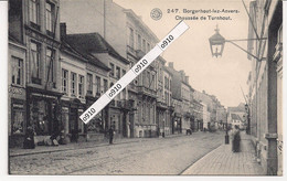 "BORGERHOUT-ANTWERPEN ""CHAUSSEE DE TURNHOUT"" UITG.HERMANS  N°247 - Antwerpen"