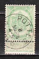 56  Armoiries - Oblit. Centrale POTTES - LOOK!!!! - 1893-1907 Wappen