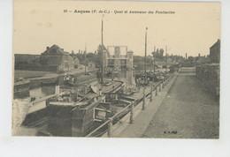 ARQUES - Quai Et Ascenseur Des Fontinettes (péniches ) - Arques
