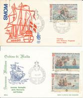 FDC 1977 - Sovrano Militare Ordine Di Malta