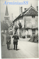 France, 1940 - Sainte-Sabine, Côte-d'Or - Luftwaffe - Aufklärungsgruppe 21 - Wehrmacht Im Vormarsch - Westfeldzug - War, Military
