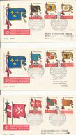 FDC 1967 - Sovrano Militare Ordine Di Malta