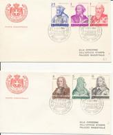 FDC 1969 - Sovrano Militare Ordine Di Malta