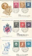 FDC 1966 - Sovrano Militare Ordine Di Malta