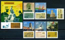 Cuba 2014 / Stamps On Stamps Pre-philately MNH Sellos Sobre Sellos Prefilatelia / C8731   5-26 - Nuevos