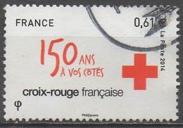 FRANCE  2014 __N° 4912  __OBL VOIR SCAN - Used Stamps