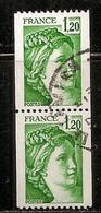 FRANCE        N°   2103   OBLITERE - Gebraucht