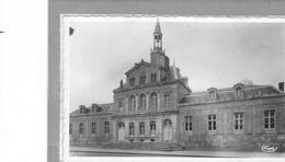Recey Sur Ource.L'Hôtel De Ville. - Otros Municipios