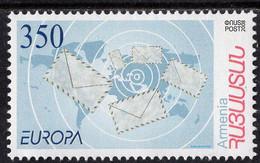 Armenia - 2008 - Europa CEPT - The Letter - Mint Stamp - Armenia