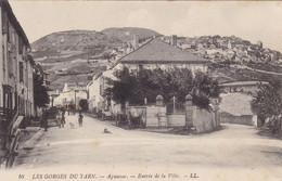 AGUESSAC - Entrée De La Ville - Other Municipalities