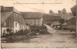 Les Longevilles Mont-d'Or : Chemin De La Grotte Et Le Mont-d'Or - Sin Clasificación