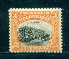 1925 Corn Culture, Mais, Zea Mays, Mozambique Company, Mi. 154/ 3c, MLH - Vegetables