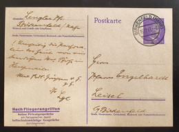 Deutsches Reich 1943, Postkarte P312 Bild 04 BIRKENFELD(NAHE) Selten! - Brieven En Documenten