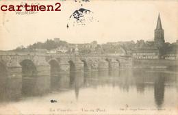 LA CHARITE-SUR-LOIRE VUE DU PONT 58 NIEVRE 1900 - La Charité Sur Loire