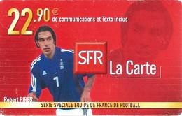 Carte Prépayée -  SFR La Carte - Pires  / 22.90  € - Frankreich