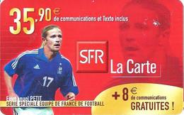 Carte Prépayée -  SFR La Carte - Petit  / 35.90 € - Frankreich