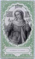 Rare - Image Pieuse - Ste Liberate - Decoupis - Devotion Images