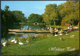E2422 - TOP Wörlitz Wörlitzer Park - Verlag Kettmann - Woerlitz
