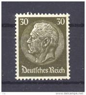 Allemagne -  Reich :  Mi  523 X ** - Ungebraucht