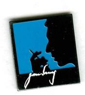 Pin's Musique Chanteur Serge Gainsbourg - Musica
