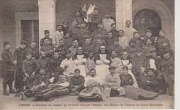 84 - AVIGNON - SOUVENIR DU CONCERT 18.04.1915 EN L'HONNEUR DES BLESSES DE L'ANNEXE DU SEMINAIRE - Avignon