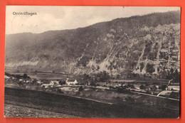 ZBK-20 Orvin Illfingen. Cachet Orvin 1920. Alloth Madretesch Bei Biel 18 - BE Berne