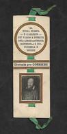 Santino Manufatto/canivet- S. FRANCESCO DI SALES V. -  Primi 900 - Mm. 39 X 105 - GIORNATA PRO-CORRIERE - Religion & Esotericism