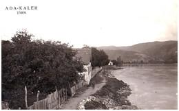 ADA-KALEH ISLAND On DANUBE - CARTE VRAIE PHOTO / REAL PHOTO POSTCARD - FOTO : SALU & GRADESCU ~ 1930 - '935 (af641) - Rumania