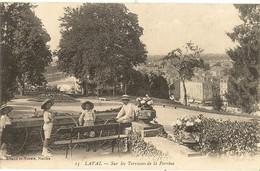 53 - LAVAL - Sur Les Terrasses De La Perrine    89 - Laval