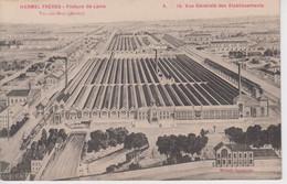 CPA Val-des-Bois - Harmel Frères - Filature De Laine - Vue Générale Des établissements - Other Municipalities