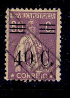 ! ! Portugal - 1928 Ceres W/OVP 40 C - Af. 474 - Used - Usati