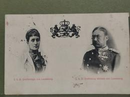 S. À. R. La Grand-Duchesse Et Le Grand-duc Guillaume IV De Luxembourg - Andere