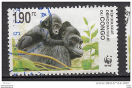 Congo, Gorille, Gorilla, Singe, Monkey, Mère, Mother, Wwf, W.w.f. - Gorillas