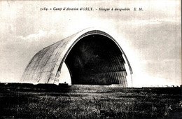Camp D'aviation D'orly Hangar A Dirigeables ATTENTION PHOTO COPIE D'UNE CARTE POSTALE     CPM Ou CPSM - Orly