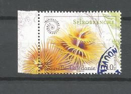 1283  Timbre Du Bloc  Inspirations  Spirobranche  Bdf   (pag3c) - Neukaledonien
