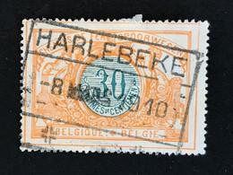 TR32 Gestempeld HARLEBEKE - 1895-1913