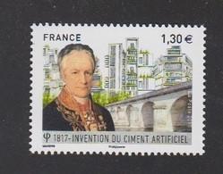 2017-N°5153** L.VICAT.LE CIMENT ARTIFICIEL - Nuevos