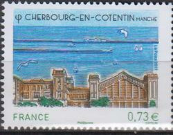 2017-.N°5163 ** CHERBOURG EN COTENTIN - Unused Stamps
