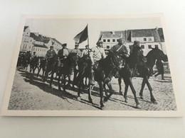 DE - Révolution Russe- 1917-21 - Détachement De La Cavalerie Rouge En 1920 - Andere Oorlogen