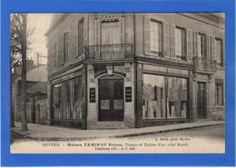 58 NIEVRE - NEVERS Maison Tamineau Frères, Tissus Et Toiles (voir Descriptif) - Nevers