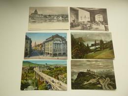 Lot De 60 Cartes Postales De Suisse    Lot Van 60 Postkaarten Van Zwitserland  Switserland  Svizzera  Sweiz - 5 - 99 Cartoline