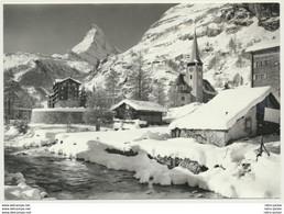 AK  Zermatt Mit Matterhorn - VS Valais