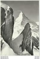 AK  Zermatt Blauherd Matterhorn - VS Valais