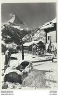 AK   Zermatt Winkelmatten Restaurant Sonneblick - VS Valais